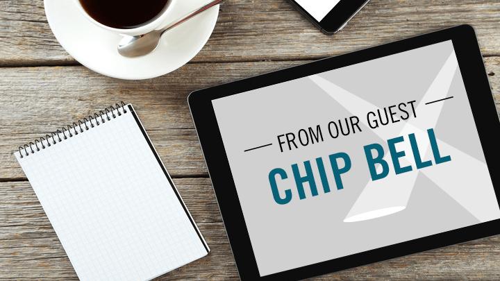 chip bell guest post cheryl b
