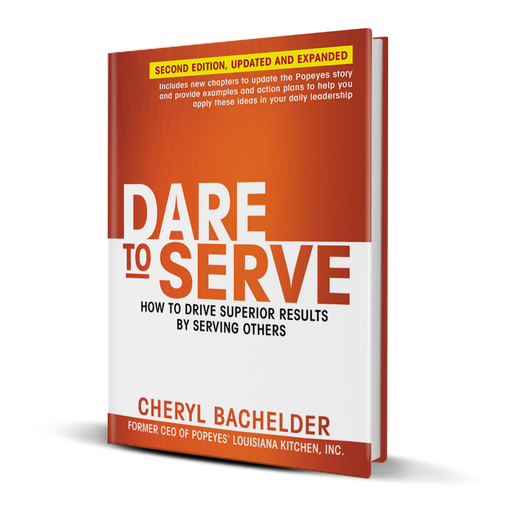 Download About Dare To Serve, Second Edition